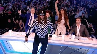 Download Honey G Does The Mannequin Challenge On Stage! | Live Show 8 Full | The X Factor UK 2016 Video