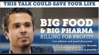 Download Killing For Profit - at the European Parliament ! #LCHF Aseem Malhotra Video