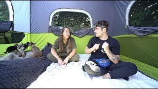 Download We Went Camping In Our Backyard Video