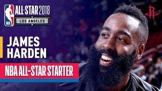 Download James Harden 2018 All-Star Starter | Best Highlights 2017-2018 Video