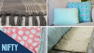Download 5 Adorable No-Sew Projects Video