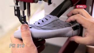 Download Macchina da cucire industriale FC210 Video