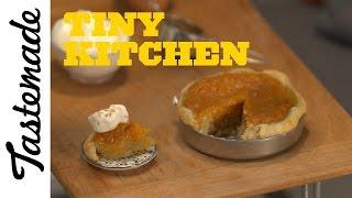 Download Tiny Pumpkin Pie | Tiny Kitchen Video