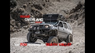 Download OVERLAND Death Valley National Park and Trona Pinnacles - Are YOU Prepared ? Video