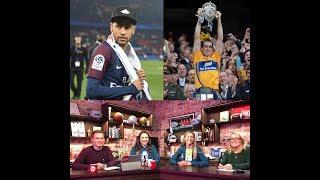 Download WATCH | Wednesday's OTB AM - World Cup pieces, Munster Hurling, Neymar v Messi, Running Marathons | Video