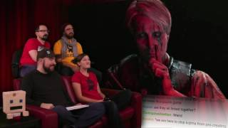 Download Death Stranding Game Awards 2016 Trailer | Emergency Show and Trailer December 2016 Video
