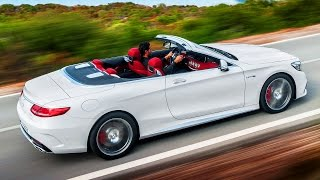 Download Mercedes-AMG S 63 4MATIC Cabriolet A217 #s63cabriolet Video