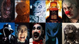 Defeats Of My Favorite Horror Movies Villains Part II Free
