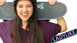 Download Women Learn To Skateboard For 30 Days • Ladylike Video