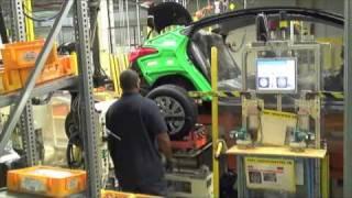 Download 2011 Hyundai Elantra, HMMA Plant Tour, 200+ Robots. Video