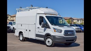 Download 2018 Ford Transit T-350 HD KUV with Sortimo Bins Video