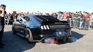 Download The LOUDEST Mustang DESTROYS the REV BATTLE Video