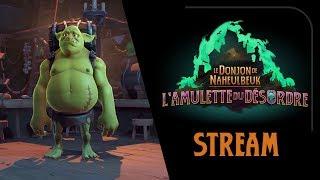 Download Playdius Live Stream: Naheulbeuk - L'amulette du désordre Video