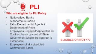 Download Best Postal Life Insurance PLI for Government Employees Video