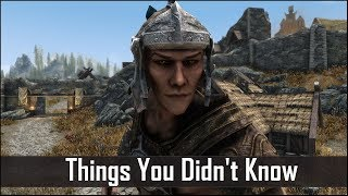 Download Skyrim: 5 Things You Probably Didn't Know You Could Do - The Elder Scrolls 5: Secrets (Part 11) Video