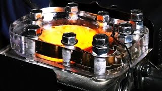 Download See Through Engine - 4K Slow Motion Visible Combustion Video