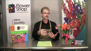 Download How To Order Flowers From Your Local Florist Video