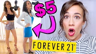 Download I ONLY WORE $5 OUTFITS FROM FOREVER 21 FOR A WEEK! Video