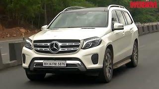 Download Mercedes GLS 350 d - Road Test Review Video