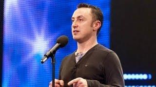 Download Organist Graham Blackledge La Bamba - Britain's Got Talent 2012 audition - UK version Video