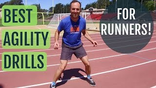 Download Our Favorite Agility Drills for Runners Video
