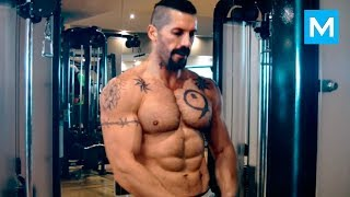 Download Boyka Workout for Undisputed - Scott Adkins | Muscle Madness Video