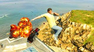 Download GTA V Unbelievable Crashes/Falls - Episode 14 Video