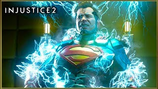 Download INJUSTICE 2 Todos los Super Ataques Especiales | All Intros, Super Moves, Stages and Victory Poses Video