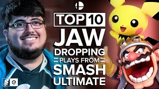 Download The Top 10 Jaw-Dropping Plays from Smash Ultimate So Far Video