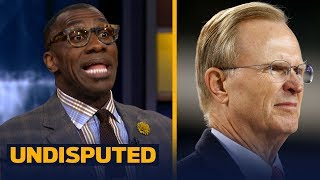 Download Shannon Sharpe discusses John Mara's comments on OBJ's antics | NFL | UNDISPUTED Video