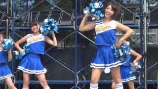 Download 相洋高校 チアダンス部  「タッチ」 Video