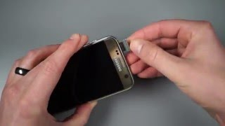 Download Inserting SIM and SD Card in Galaxy S7 / S7 Edge Video