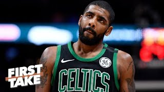 Download Stephen A. and Max debate whether Kyrie Irving should leave Celtics for Knicks | First Take | ESPN Video