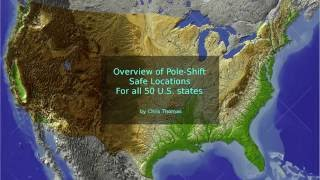 Download U.S. of A. safe locations overview - All 50 States. Video