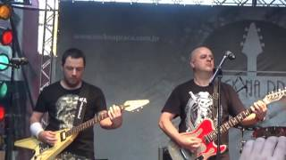 Download RONALDO E OS IMPEDIDOS - ″Symphony of Destruction″(Megadeth) -26/06/2016 -Rock na Praça -3ª Edição Video