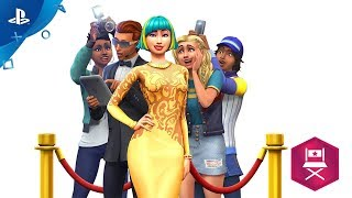 Download The Sims 4 Get Famous - Official Trailer   PS4 Video