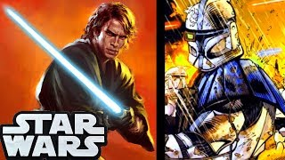 Download The Only Clonetrooper That Anakin HATED!! - Star Wars Comics Explained Video