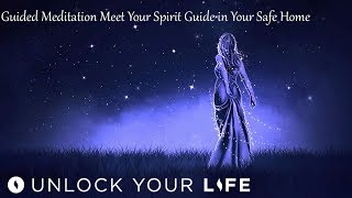 Download Meet Your Spirit Guide In Your Safe Place (with Cloak of Protection) Guided Meditation Video