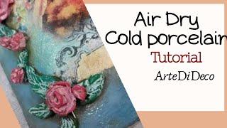 Download DIY Air dry cold porcelain ! Κρύα πορσελάνη που στεγνώνει στον αέρα! Video