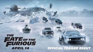 Download The Fate of the Furious - In Theaters April 14 - Official Trailer #2 (HD) Video
