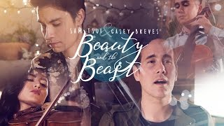 Download Beauty and the Beast - Sam Tsui & Casey Breves Video