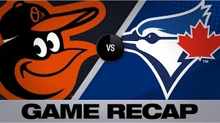Download Gurriel Jr., Thornton lift Jays to 6-1 win | Orioles-Blue Jays Game Highlights 7/7/19 Video