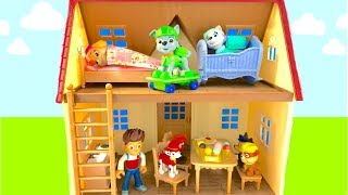 Download Learn Colors for Children Paw Patrol New House Ice Cream Rubble Zuma Skye Chase   Fizzy Fun Toys Video