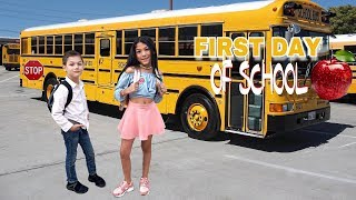 Download THE FIRST DAY OF SCHOOL | Familia Diamond Video