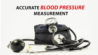 Download Accurate Blood Pressure Measurement Video