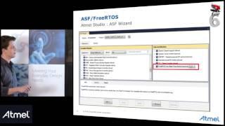 Download Atmel: FreeRTOS Demonstration Video