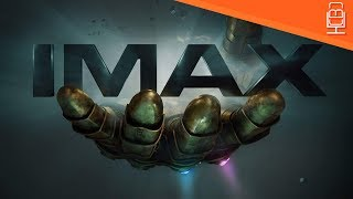 Download Avengers Infinity War IMAX is a Must See Experience Video