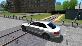 Download City Car Driving 1.3.3 Mercedes-Benz E-Class AMG Style W212 [1080p] Video