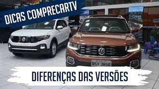 Download Volkswagen T-Cross - Diferenças das versões Video