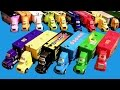 Download 20 Cars Trucks Haulers Complete Collection Mack, King, Wally, Dinoco, Mood Springs, Disney Pixar Video